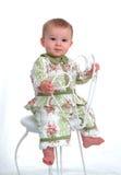 младенец довольно Стоковое фото RF