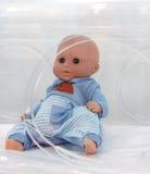 младенец инкубатора Стоковые Фотографии RF