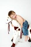 младенец красивейший Стоковое Изображение