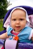 младенец любознательний Стоковое фото RF