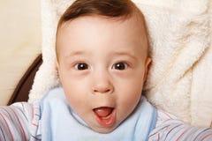 младенец милый немногая стоковая фотография