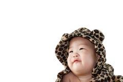 младенец милый немногая Стоковое Изображение