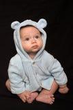 младенец милый Стоковое Изображение
