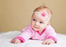 младенец младенца красивейший Стоковое фото RF