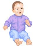 младенец немногая Стоковые Фото