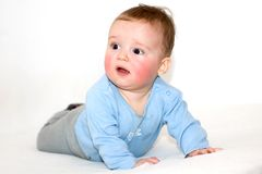 младенец немногая Стоковая Фотография