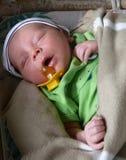 младенец обоснованно Стоковые Изображения RF