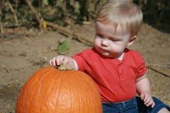 младенец первый s Стоковое Изображение