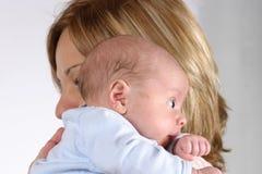 младенец принося вверх Стоковое фото RF