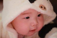 младенец симпатичный стоковое изображение
