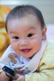 младенец симпатичный Стоковые Фото
