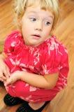 младенец смешной Стоковые Фото