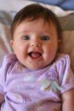 младенец счастливый Стоковые Фотографии RF