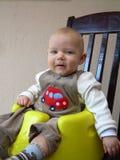 младенец франтовской Стоковая Фотография