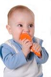 младенец щетки Стоковые Фотографии RF