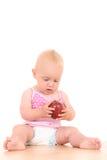 младенец яблока Стоковое Изображение RF