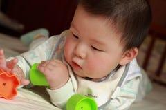 младенец стоковая фотография