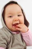 младенец 21 счастливый Стоковая Фотография RF