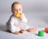 младенец Стоковое Изображение