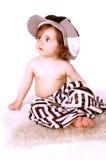 младенец 4 Стоковое Изображение