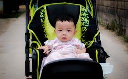 Младенец lovely3 Стоковые Фото
