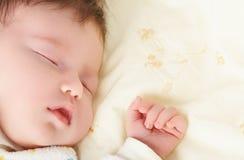 младенец newborn Стоковое фото RF
