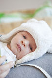 младенец newborn Стоковое Изображение RF