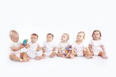 младенцы стоковое фото rf