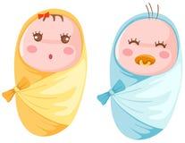 младенцы бесплатная иллюстрация