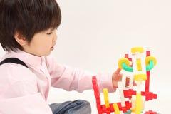 младенческая игра Стоковые Фотографии RF