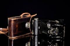 МЛАДШИЙ карманного фотоаппарата Kodak Стоковое Изображение RF