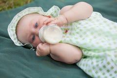 младенец красивейший Стоковое Изображение RF