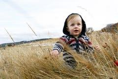 младенец милый Стоковые Изображения