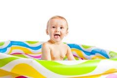 младенец смешной Стоковое Изображение RF