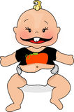 Младенец тыквы Стоковые Изображения