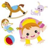 младенец Стоковые Фотографии RF
