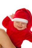 младенец claus маленький santa Стоковое Изображение