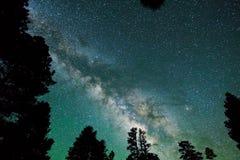 Млечный путь Стоковая Фотография