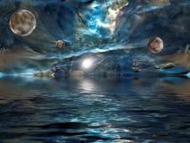 мнимый мир Стоковая Фотография RF