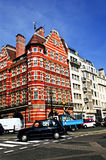 многодельная угловойая улица london Стоковые Изображения RF