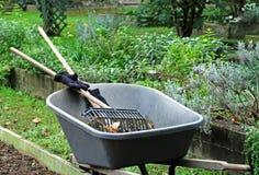 многодельный сад Стоковая Фотография RF