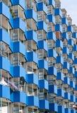 многоквартирный дом Стоковые Фото