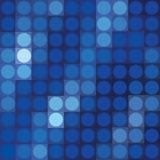 многоточия сини предпосылки Стоковое фото RF