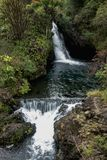 Многоуровневый водопад Стоковые Изображения RF