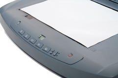 Многофункциональный планшетный сканер стоковая фотография rf