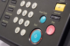 Многофункциональный принтер офиса Стоковые Фотографии RF