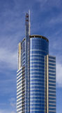 Многоэтажное здание Стоковое фото RF
