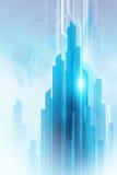 Многоэтажные здания Стоковые Фотографии RF