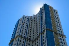 Многоэтажный жилой дом Стоковое Фото