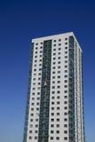 Многоэтажный жилой дом Стоковая Фотография RF